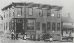 New Glarus Schindler's Hotel ca. 1880