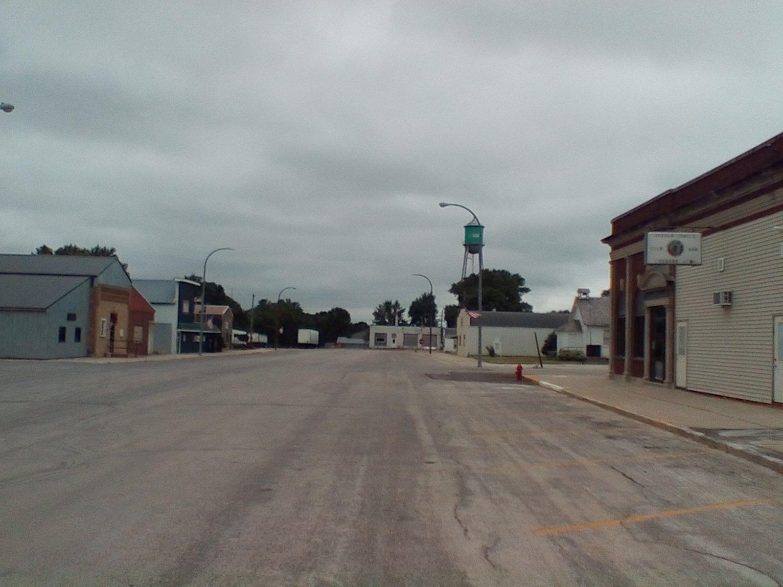 Lu Verne Iowa 2016