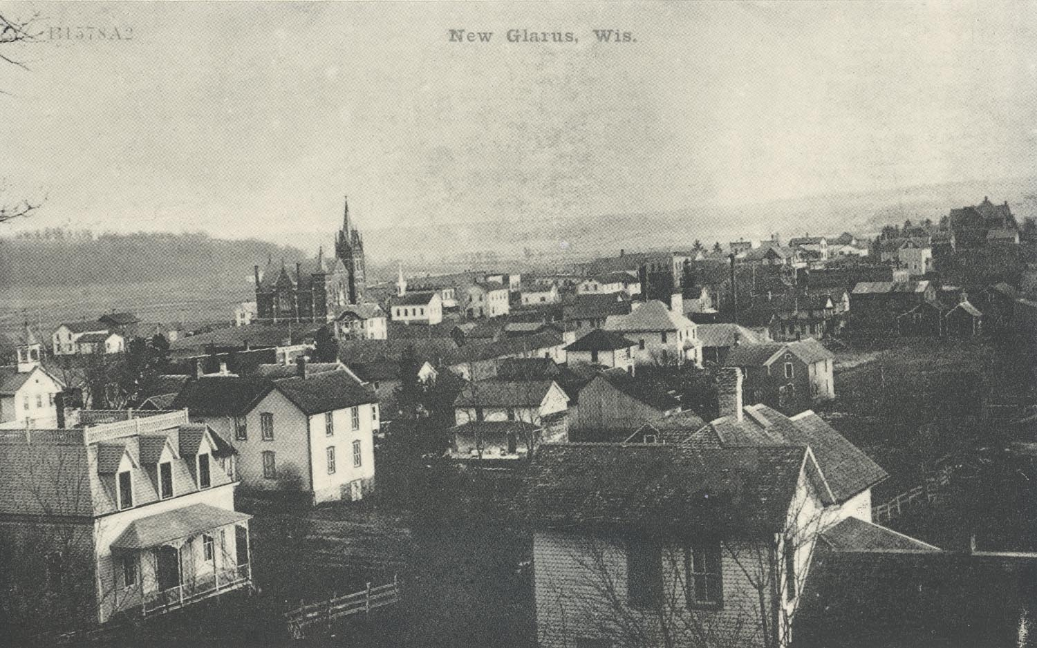 New Glarus View 1900