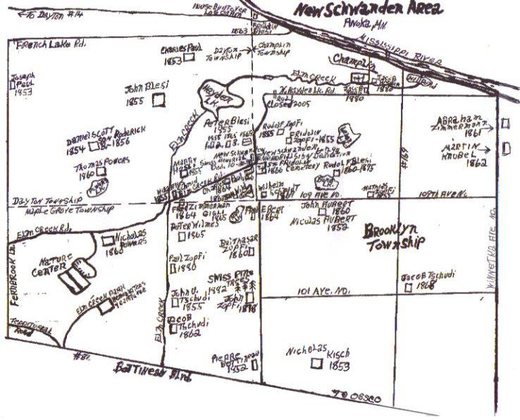 New Schwanden Settlers Chart