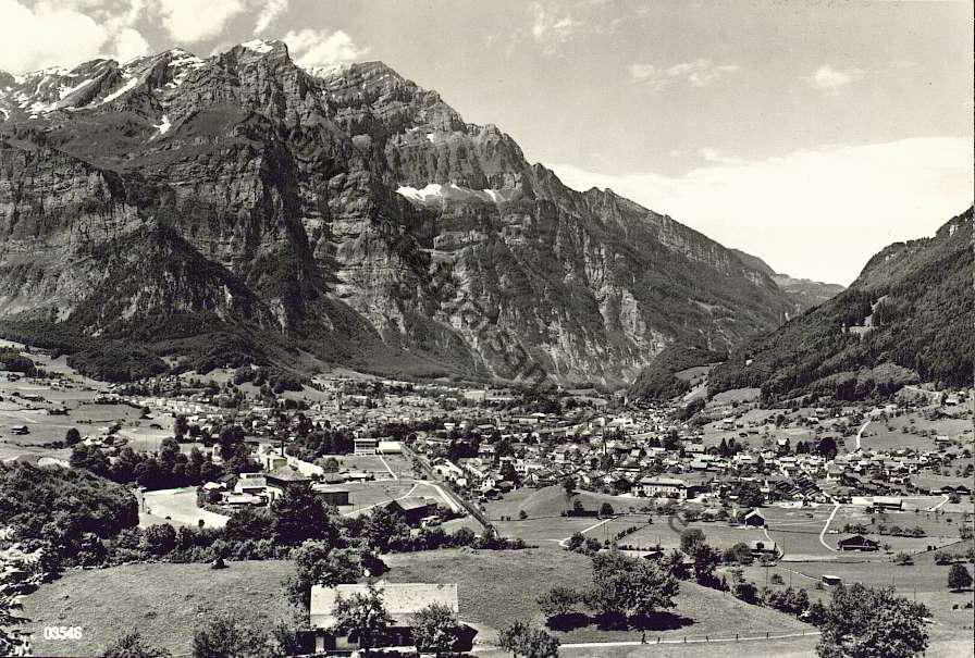 Ennenda about 1930