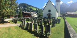 The Cemetery of Elm 2016