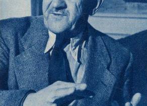 A Russian colonel inherits 1954 the Glarus Alp Oberblegi