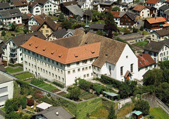Näfels_Franciscan_Monastery