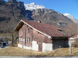 Haslen House in Leu