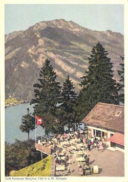 Filzbach Kerenzer Berghuus
