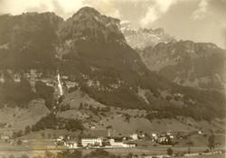 Leuggelbach about 1950