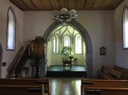 Altar Church Elm