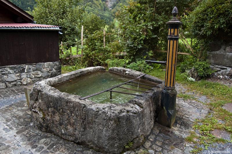 Diesbach Dorfbrunnen 3