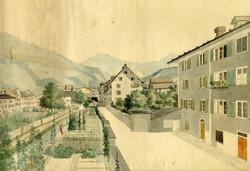 Glarus Ablaesch 1830