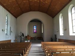 Schwanden Church Interior