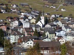 Mitlödi (bird view)
