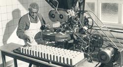 Oberurnen Ziger factory 1950