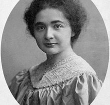 Maja Einstein, the younger sister of Albert Einstein, married Glarner Paul Winteler from Filzbach