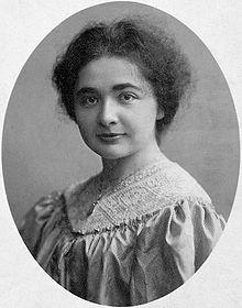 Maja Einstein, die jüngere Schwester von Albert Einstein, heiratete den Glarner Paul Winteler