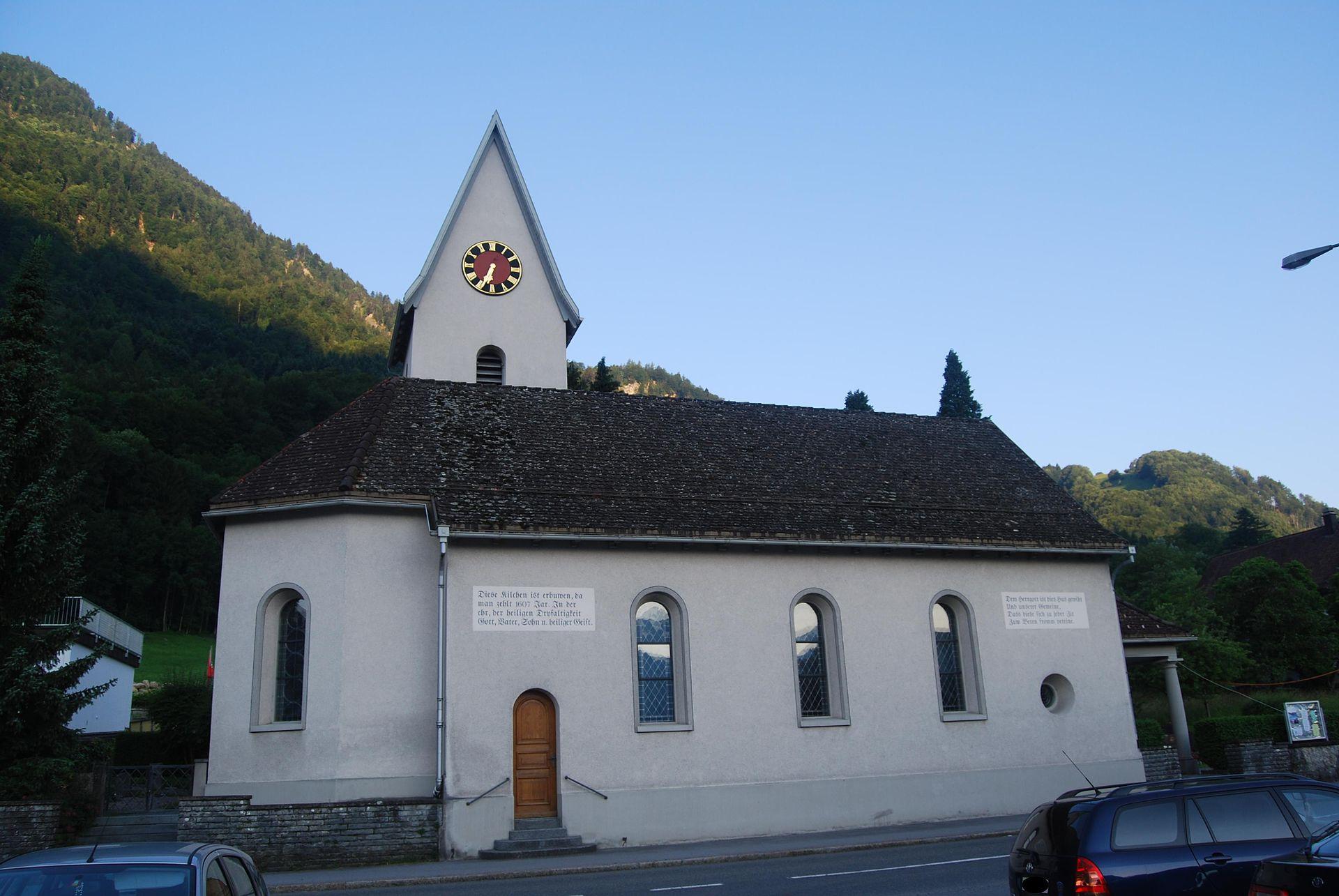 Church Bilten