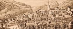 Schwanden about 1800