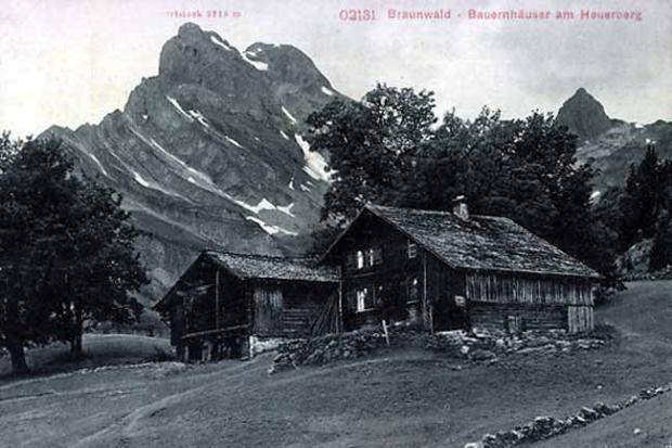 Braunwald about 1930