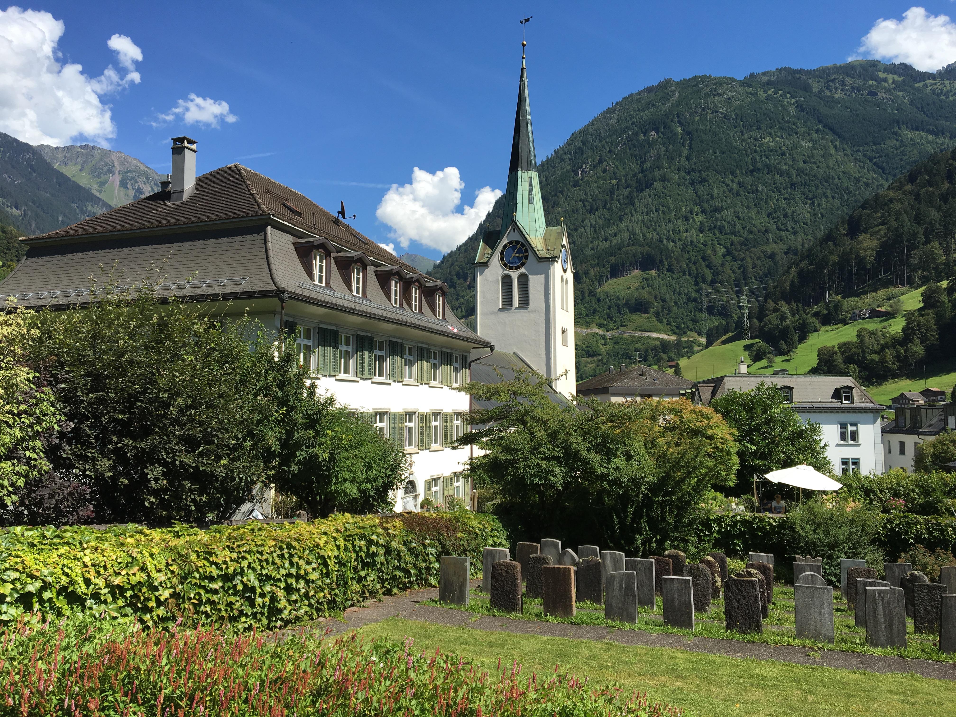 Church Schwanden