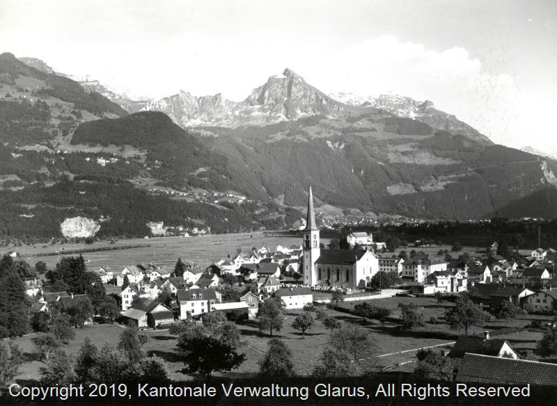 Oberurnen ca. 1950