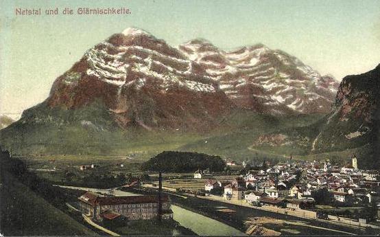 Netstal ca. 1900