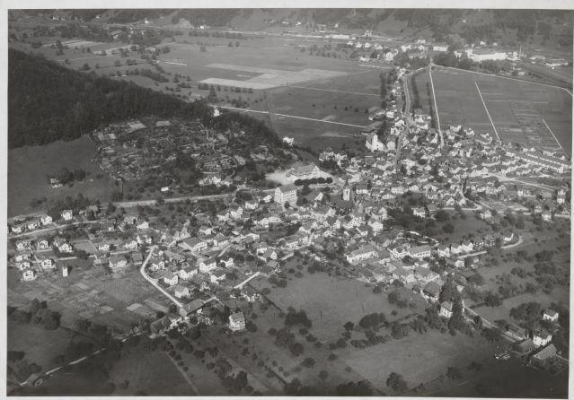 Niederurnen about 1960