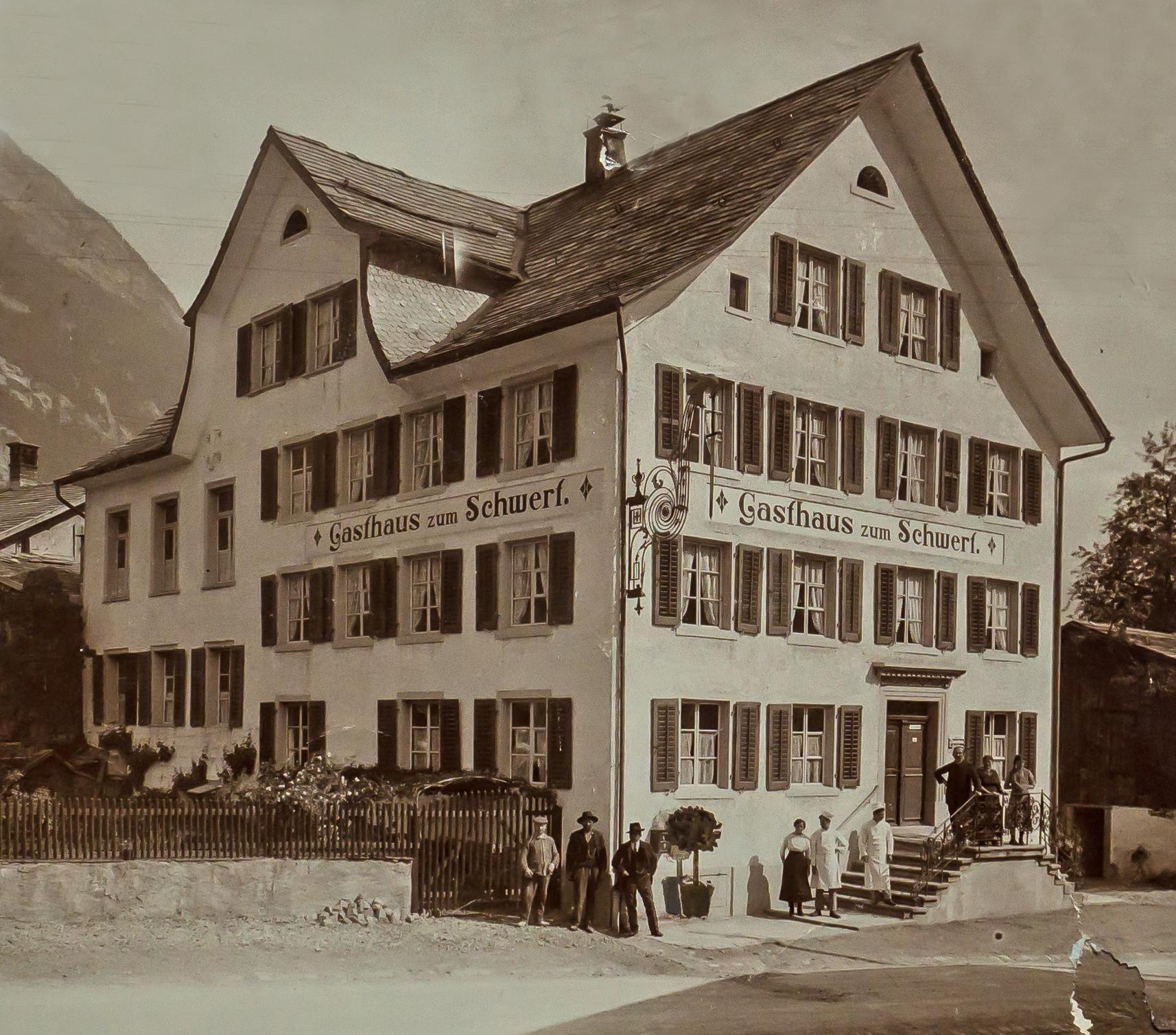 Netstal Hotel Schwert