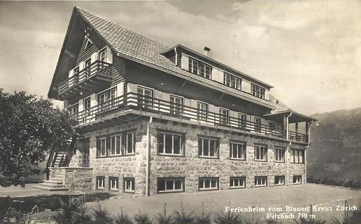 Filzbach Ferienheim Blaues Kreuz 2