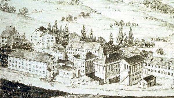 Blumer & Jenny Textilfabrik Schwanden