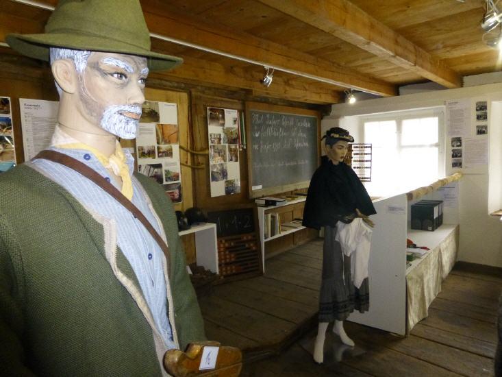 Sool Dorfmuseum Interior