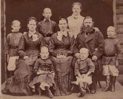 Spälti Johann Jakob 1839 - 1893 Family