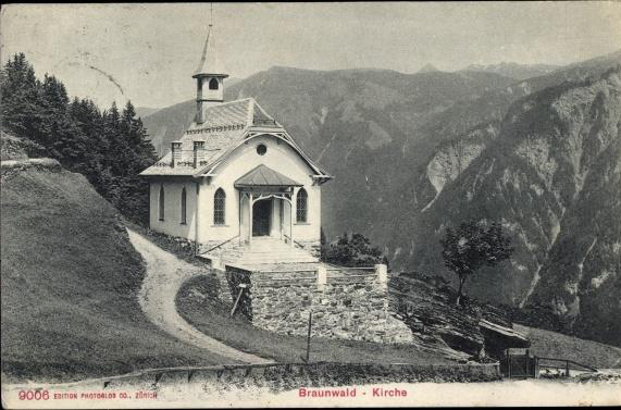 Braunwald Church