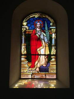 Betschwanden Church Altar Window