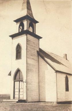Zion Church 2nd structure