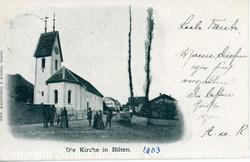 Church Bilten about 1900