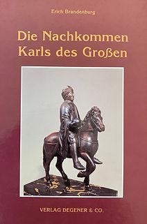 Brandenburg Erich_Die NachkommenKarls de