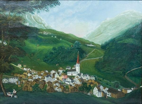 Schwanden about 1830