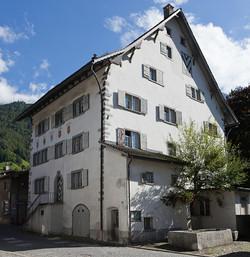 Mollis Zwicki House