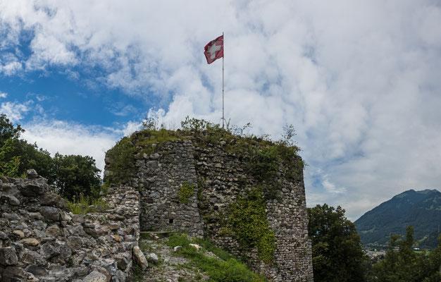 Oberurnen Vorburg