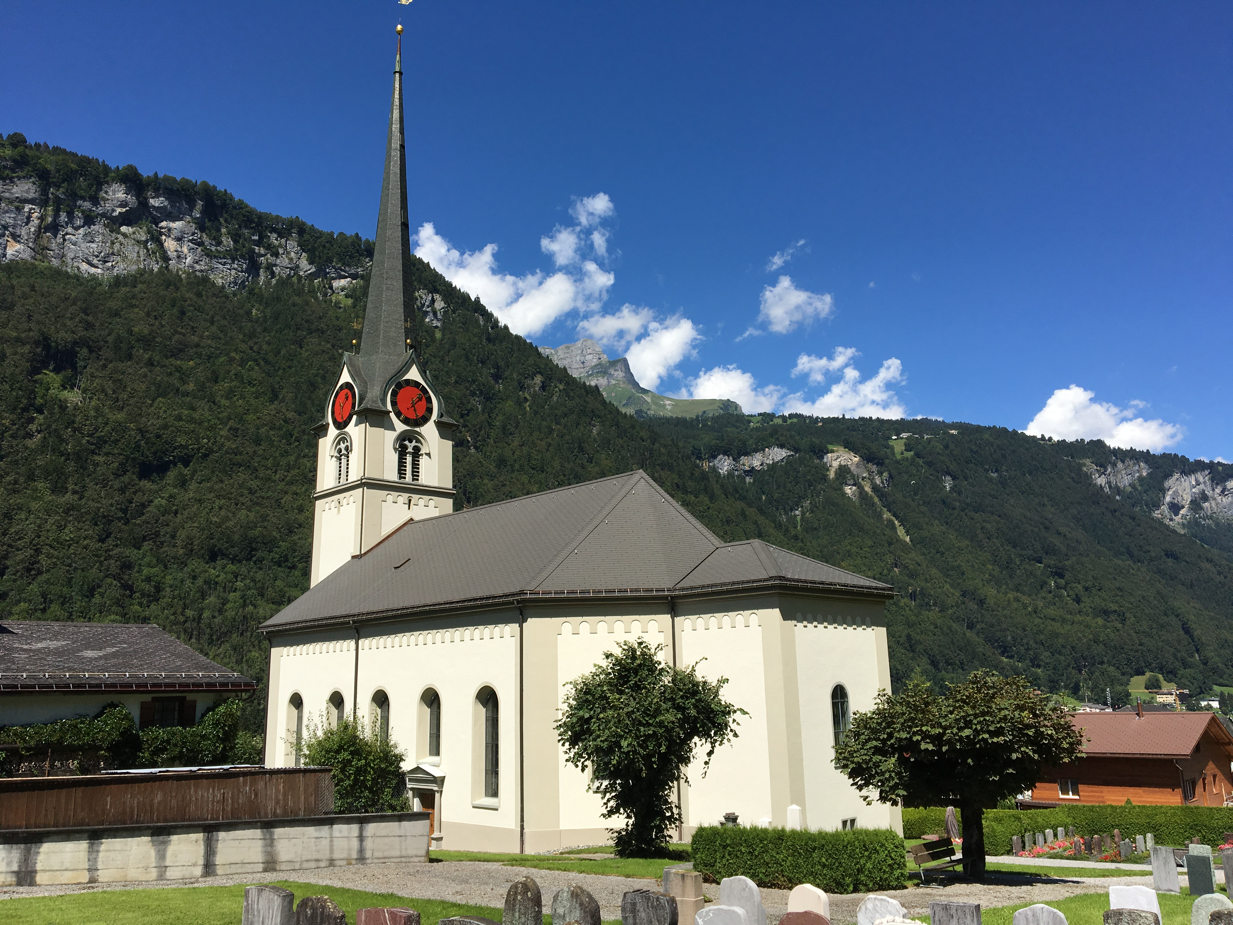 Linthal Protestant Church