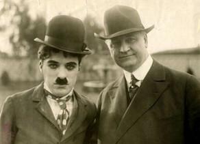Charlie Chaplin's Glarner Movie Producer