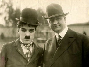 Charlie Chaplin's Glarner Movie Producer
