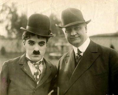 Charlie Chaplin's Glarner Filmproduzent