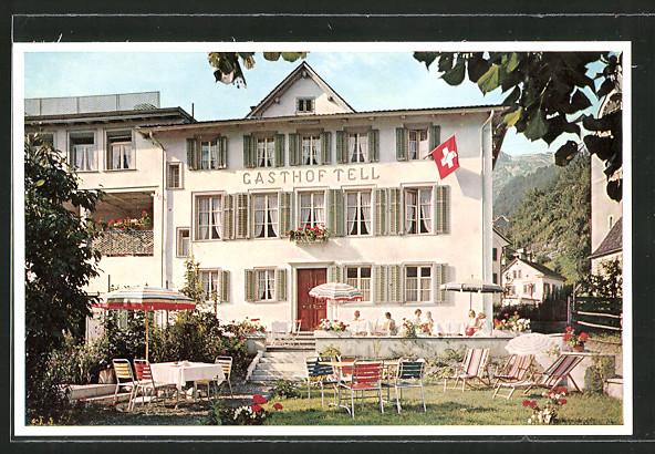Mühlehorn_Hotel_Tell