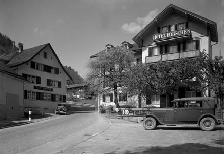 Obstalden Hotel Hirschen