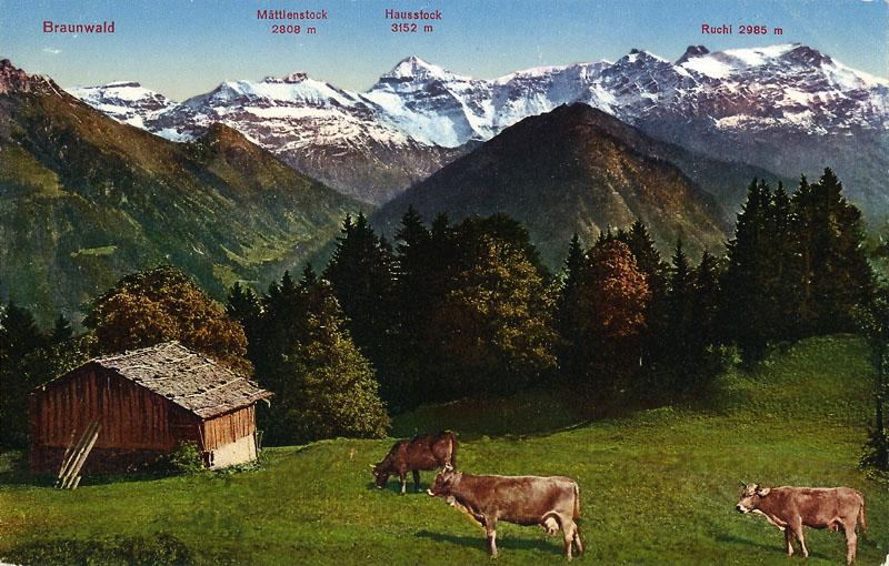 Braunwald Alp