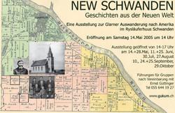 New Schwanden Exhibit 2005 in Schwanden
