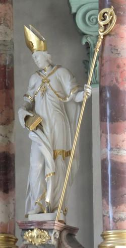 St Hilarius in the Church of Näfels