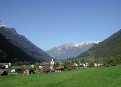 Betschwanden towards Glarus