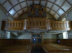 Church of Mitlödi (pipe organ)